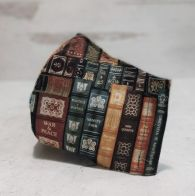 Fabric Face Mask: Classic novels