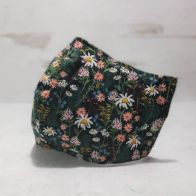 Fabric Face Mask: Wildflowers