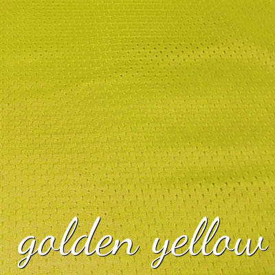 Golden yellow water sling